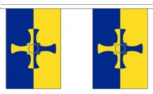 COUNTY DURHAM BUNTING - 9 METRES 30 FLAGS